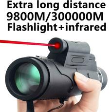 Hiking, huntingtelescope, Laser, Telescope