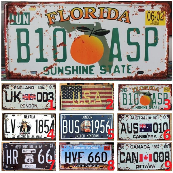 signwallart, plaquesampsign, licenseplate, art