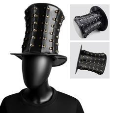 gentlemenhat, Goth, Cap, Medieval
