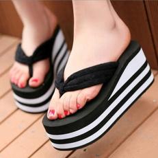nonslipslipper, flipflopsshoe, Flip Flops, Platform Shoes