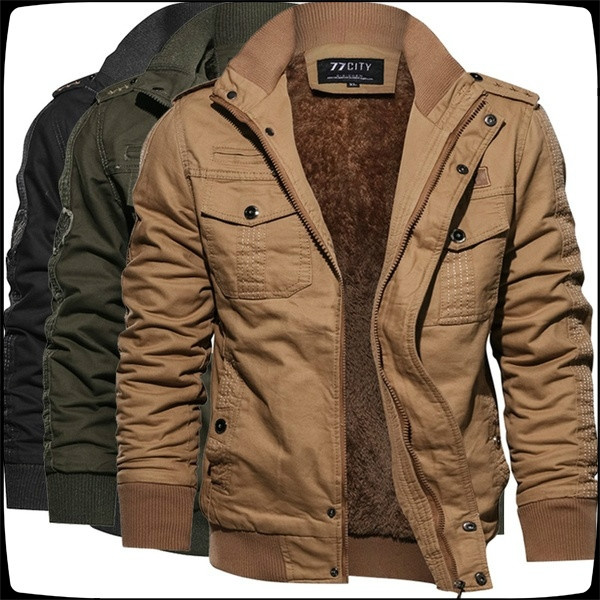 tacticaljacketmen, Fashion, Spring/Autumn, Long Sleeve