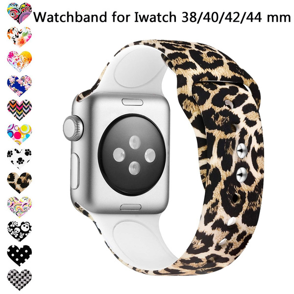 Wristbands, Silicone, Watch, iwatchstrap