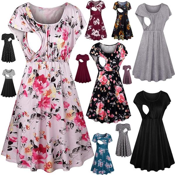 Maternity Dresses, Fashion, breastfeedingdre, nursingclothe