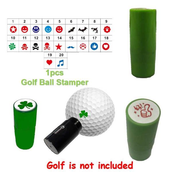 sealmarker, golfballmarker, Golf, golfersouvenir