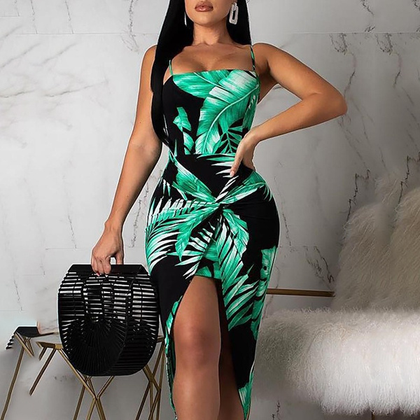 Sleeveless dress, Slim Fit, robefemme, Dress