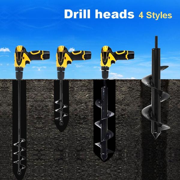 Head, drillhead, Garden, Farm