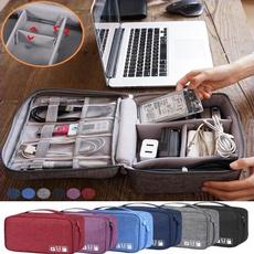 cosmeticpouch, Earphone, usb, digitalbag