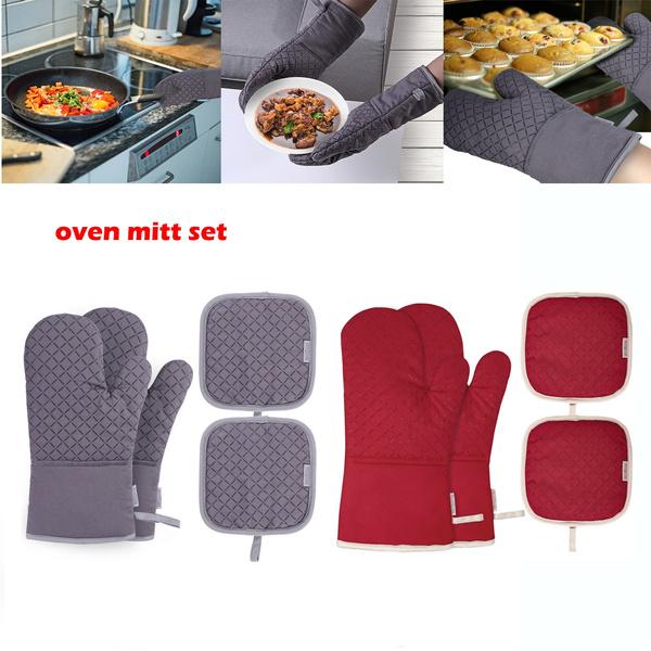 Kitchen & Dining, ovenmittset, potholder, ovenmittglove