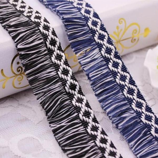 lace trim, Tassels, Lace, africanlacefabric