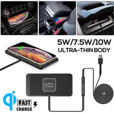 hud, chargingpad, Console, qicharger