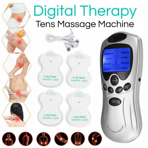 digitaltherapymassager, electricbodymassager, Electric, electricmassager