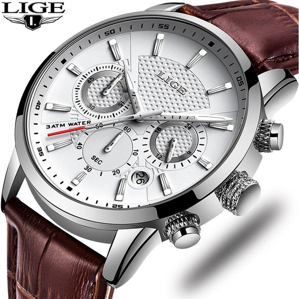 giftwacth, Chronograph, Fashion, Waterproof Watch