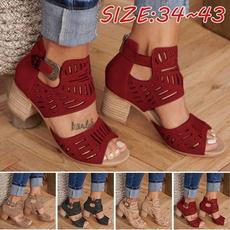 bohemia, Summer, Sandals, Women Sandals