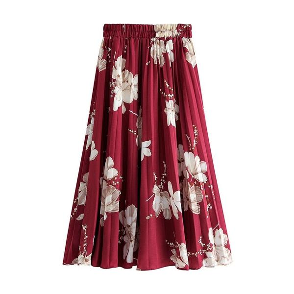 Fashion Skirts, Skater Skirt, Fashion, Waist