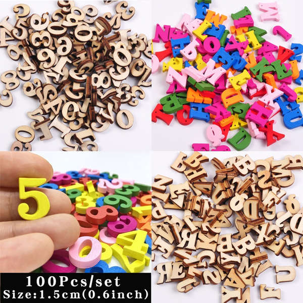 Wooden, cute, woodnumber, Craft