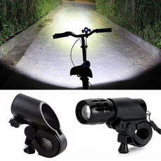 Flashlight, bikeaccessorie, Cycling, Sports & Outdoors