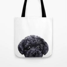 dogtote, Gifts, Totes, Tote Bag