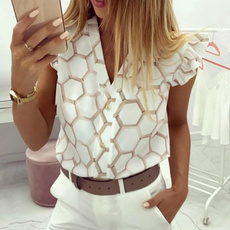 blouse, Fashion, ruffle, Necks