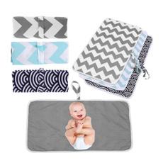 Compact, portable, Waterproof, diapermat