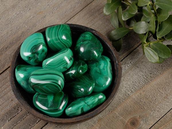 chrysocolla, tumbledstone, malachite, healingcrystal