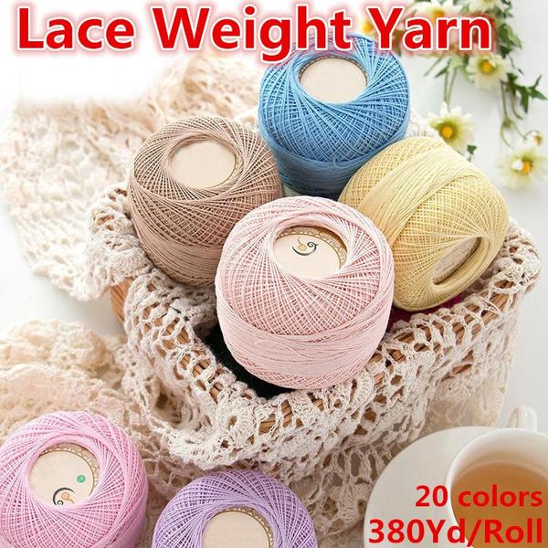 Cotton, Knitting, Jewelry, laceline