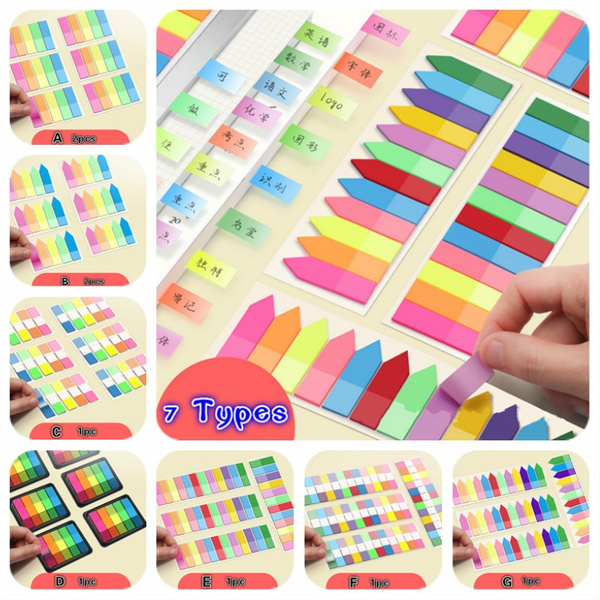 stickynote, Colorful, classification, labelsticker