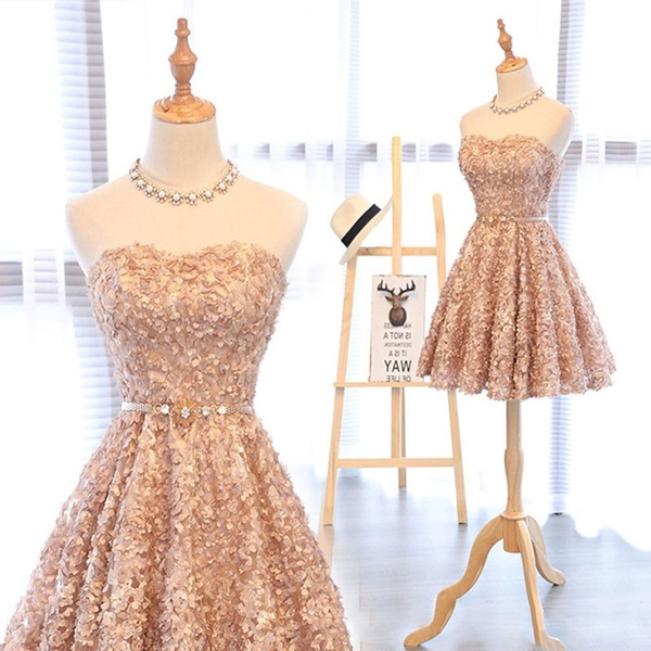 gowns, Shorts, graduationdre, short dress