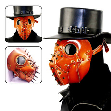 party, Goth, Cosplay, steampunkmask