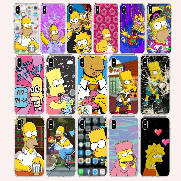 simpsonsiphonexsmax, iphonexsmaxcase, Iphone 4, iphone 5