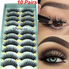 Eyelashes, Makeup Tools, Beauty, Eye Makeup