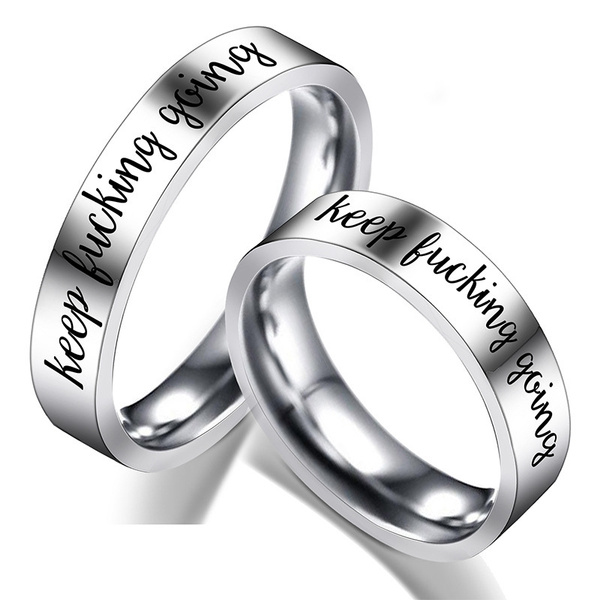 keepgoingring, encouragementring, Jewelry, Gifts