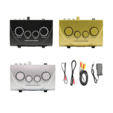 Mini, portable, machineechomixersystem, soundkaraokemachine