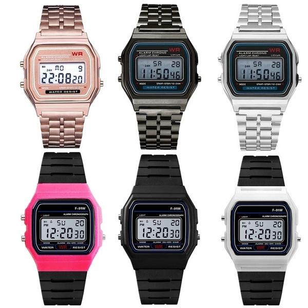 LED Watch, kidswatch, Fashion, led