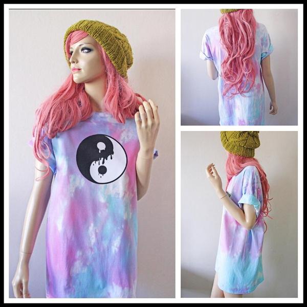 Mini, Fashion, yinyangshirt, cute