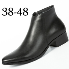 Outdoor, leather shoes, casual leather shoes, leather