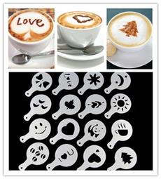 Coffee, stencil, coffeemold, lattecoffeestencil