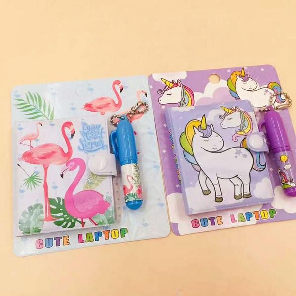 Kawaii, cute, officeampschoolsupplie, flamingo