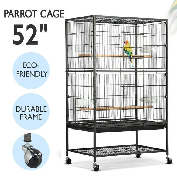largecage, birdcage, parrotcage, birdsupplie
