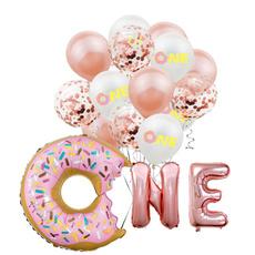 firstbirthday, cute, kidsbirthdayballoon, foilballoon