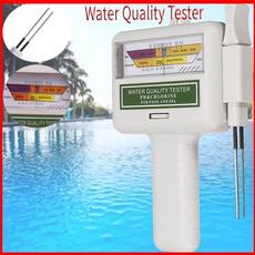 chlorineleveltester, phmeter, Monitors, tester