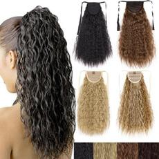 wig, wavewig, Fashion, Long wig