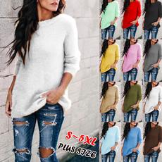 blouse, fashion women, Plus Size, Winter