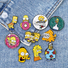 Funny, thesimpson, Pins, simponpin