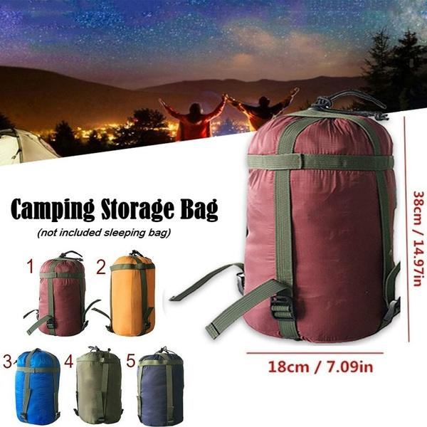 sleepingbag, compressionbag, Outdoor, camping