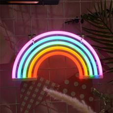 rainbow, led, Color, lights
