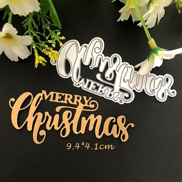 diarydecoration, merrychristmasdie, Christmas, carftdie