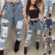 Summer, Fashion, Waist, high waist
