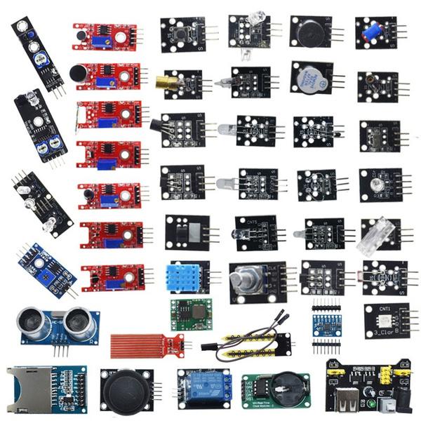unor3, starterkit, arduino, Sensors