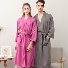 fashion women, Towels, menbathrobe, Spring