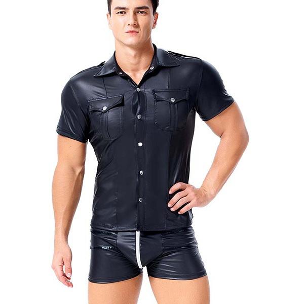 Sheep, Fashion, mandarincollar, menclubshirt